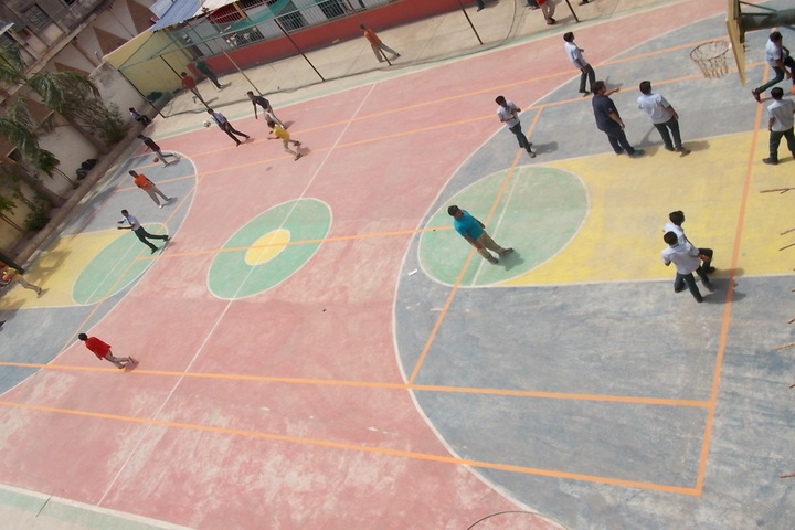 Dronacharya Public School-Play Ground