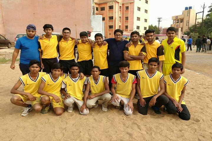 Dronacharya Public School-Sports Team