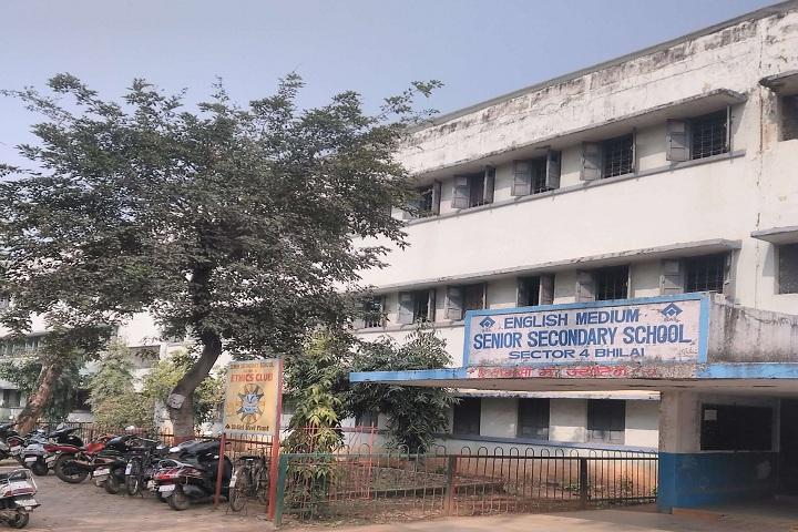 English Medium Senior Secondary School-Campus