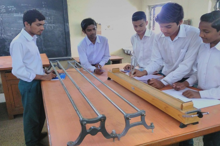 English Medium Senior Secondary School-Laboratory