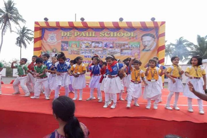 De Paul School-Annual day celebrations