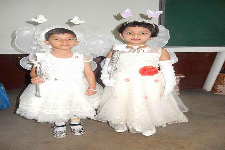 De Paul School-Fancy dress competitions