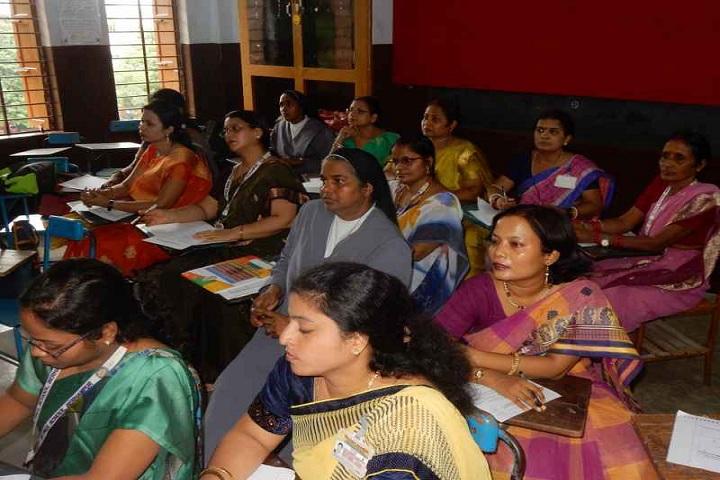 De Paul School-Orientation teachers meeting