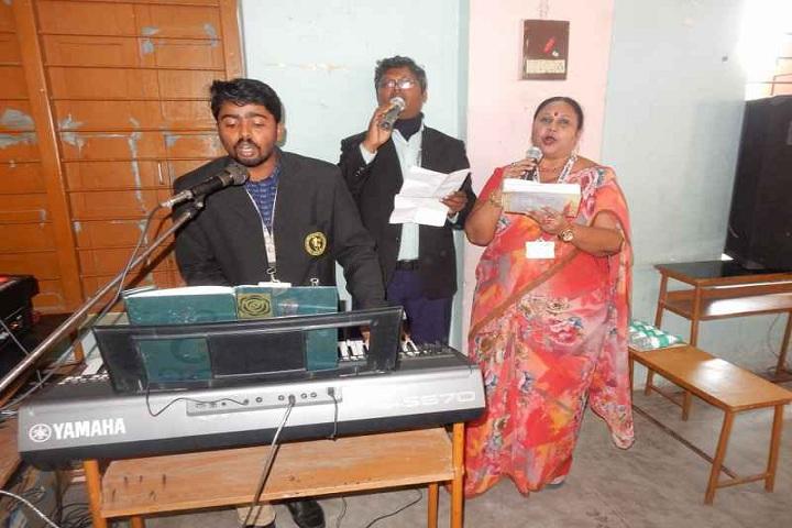 De Paul School-Singing