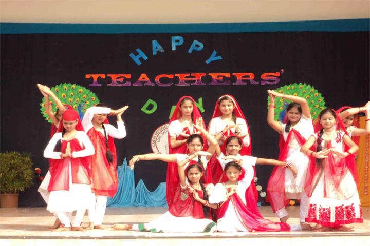 Gandhi Memorial Higher Secondary School-Annual day