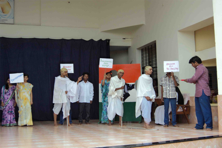 Gandhi Memorial Higher Secondary School-Drama