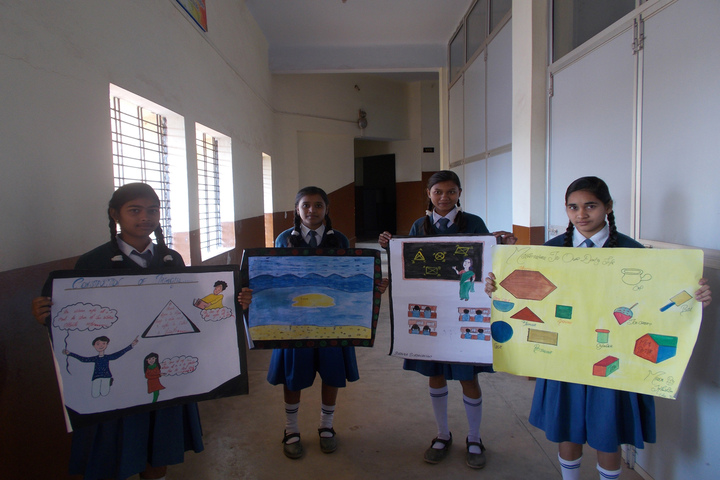 Gandhi Memorial Higher Secondary School-Drawing