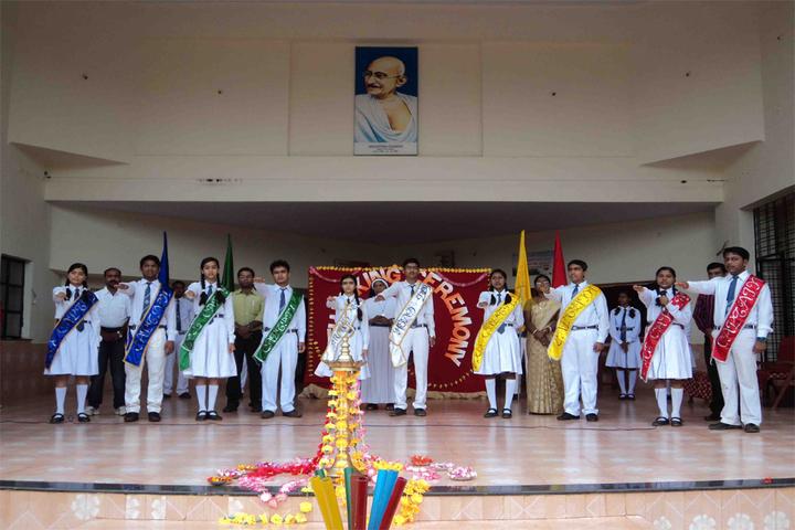 Gandhi Memorial Higher Secondary School-Sports day