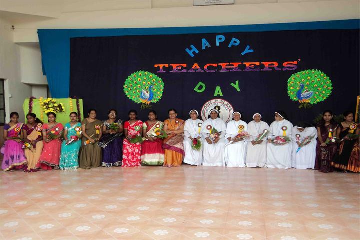 Gandhi Memorial Higher Secondary School-Teachers