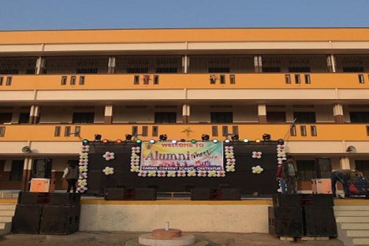 Carmel Convent School-Alumni Meet