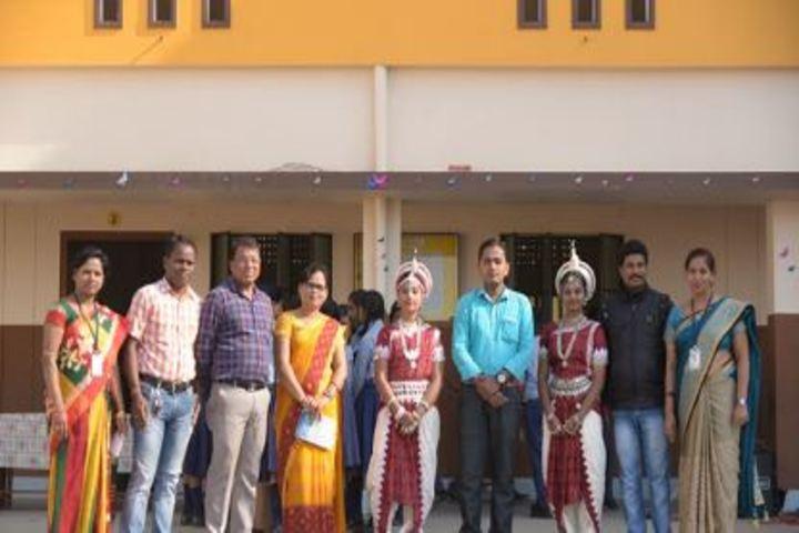 Carmel Convent School-Cultural Event