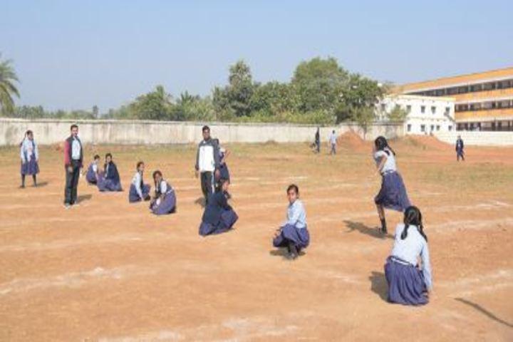 Carmel Convent School-Sports