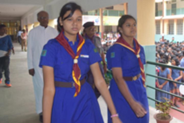 Saint Arnolds School-Scouts
