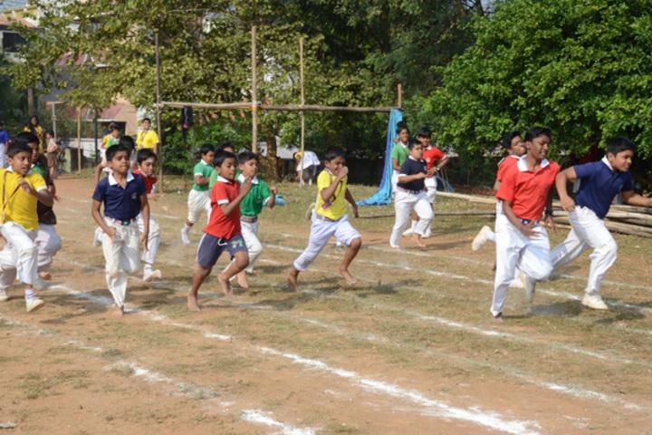 Saint Arnolds School-Sports