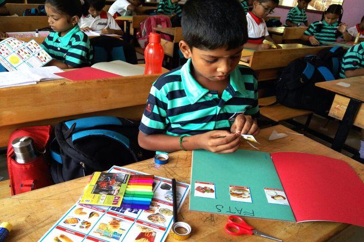 Aklavya International School - Activity