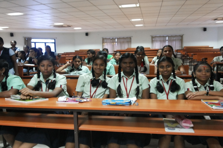 Aklavya International School - Classroom