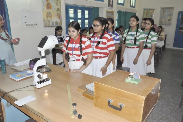 Assumption Convent School-Biology Lab