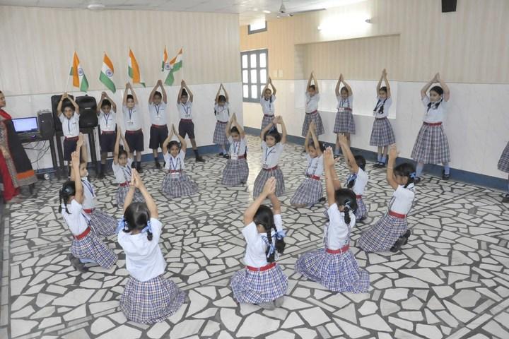 Assumption Convent School-Dance room