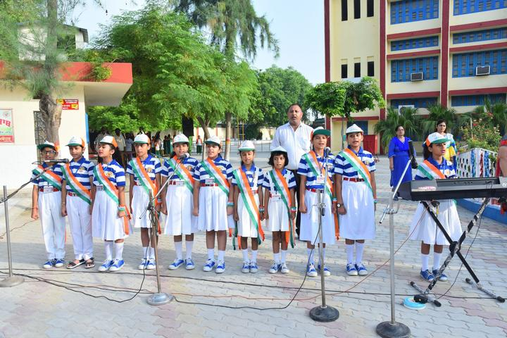 Assumption Convent School-Independence day