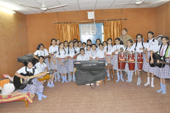 Assumption Convent School-Music