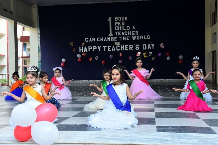 Assumption Convent School-Teachers day