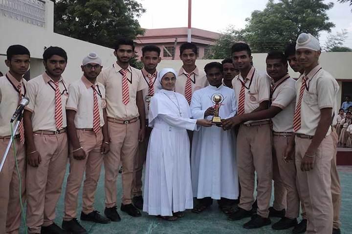 Little Flower Convent School - Award