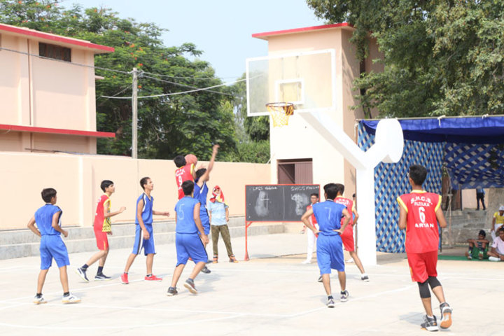 Little Flower Convent School - Basket Ball