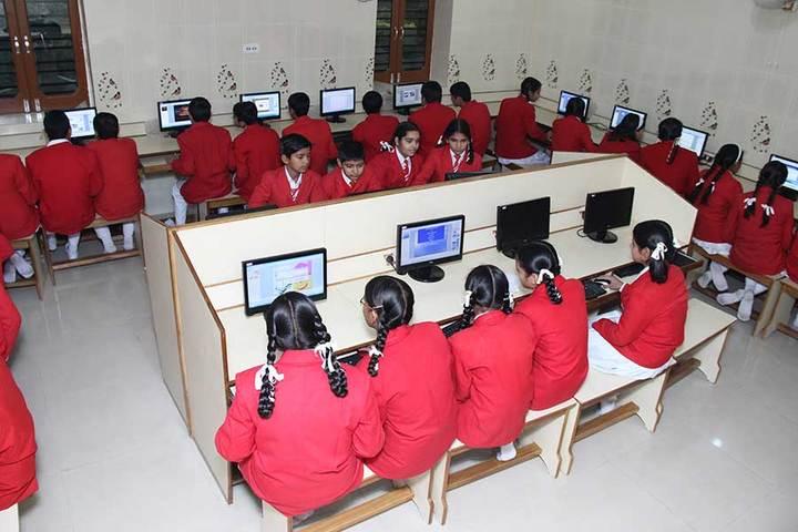 Little Flower Convent School - Computer Lab