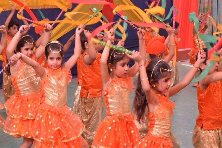 Little Flower Convent School - Dance