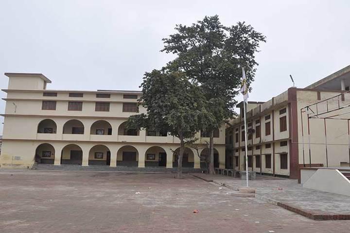 Little Flower Convent School - School Building