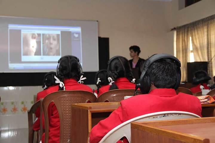 Little Flower Convent School - Smart Class