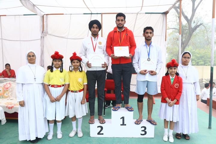 Little Flower Convent School - Winners