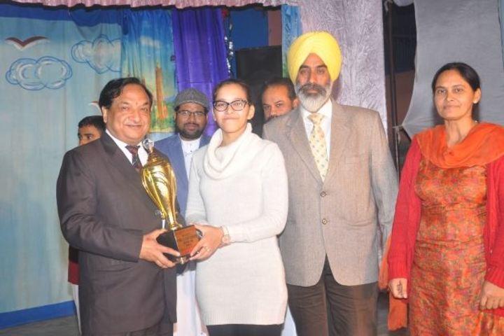 St Marys Convent School - Award