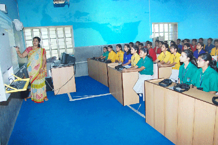 St Marys Convent School - Smart Class