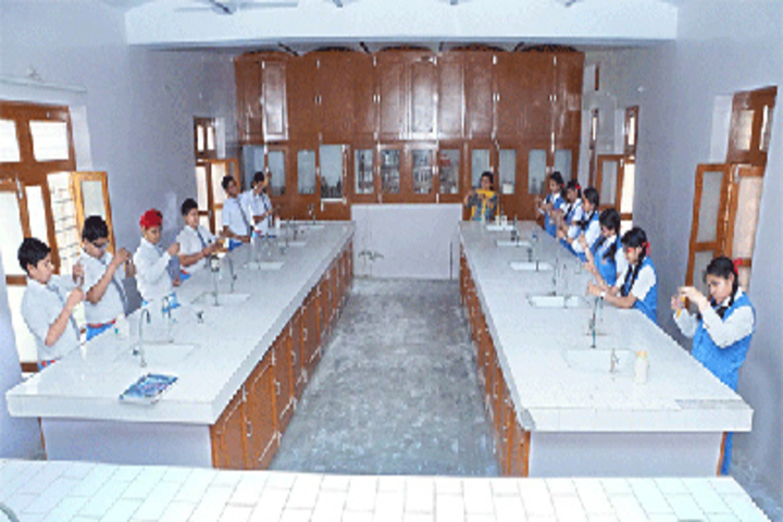 Sacred Heart Convent School - Chemistry Lab