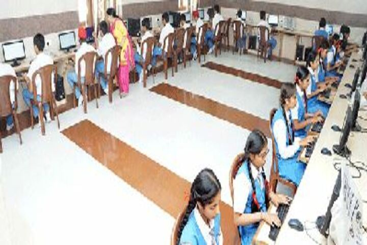 Sacred Heart Convent School - Computer Lab