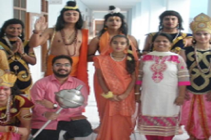 Sacred Heart Convent School - Diwali Celebrations