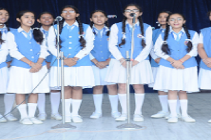 Sacred Heart Convent School - Singing