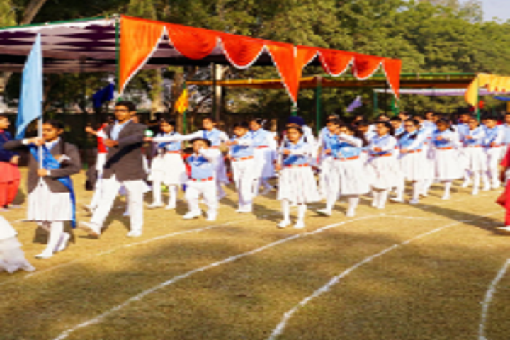Sacred Heart Convent School - Sports Day