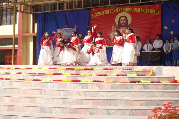 Sacred Heart Convent School-Annual Day