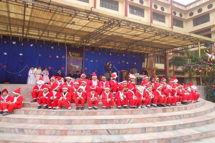 Sacred Heart Convent School - Christmas Celebrations
