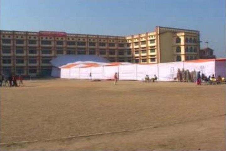 Sacred Heart Convent School-Ground