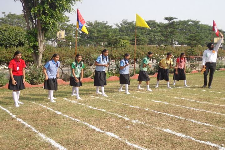 Sacred Heart Convent School-Running Competition