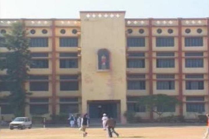 Sacred Heart Convent School-School Building