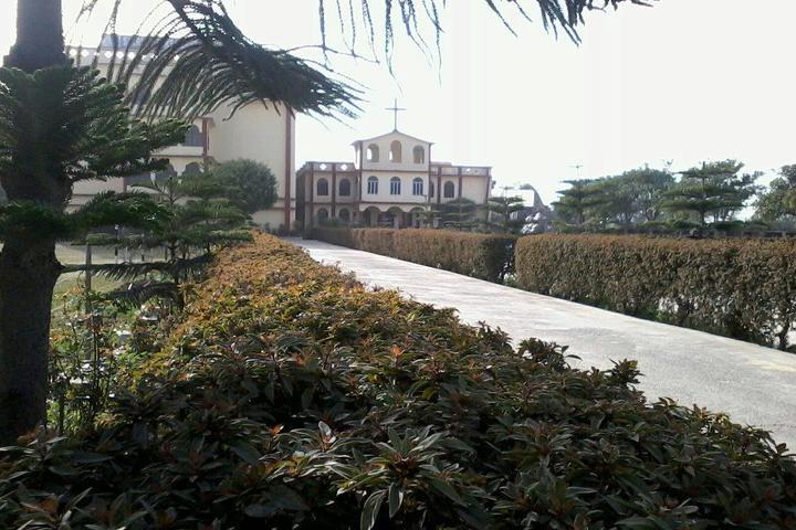 Sacred Heart Convent School-School Church