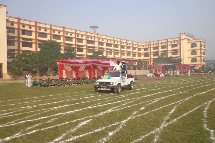 Sacred Heart Convent School-Sports Day
