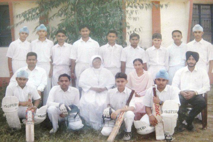 Sacred Heart Convent School-Sports