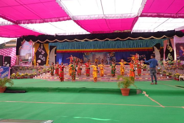 Sacred Heart Convent School-Traditional Dance