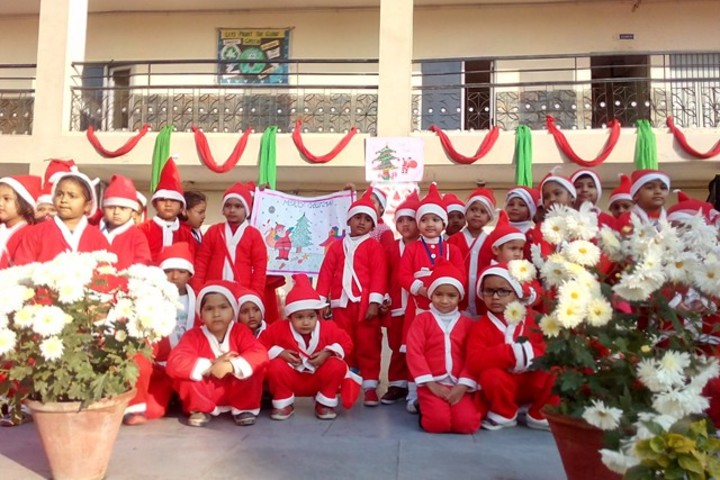New Angel Public School-Christmas Celebration