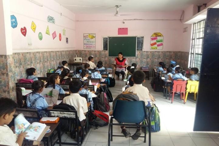 New Angel Public School-Classroom